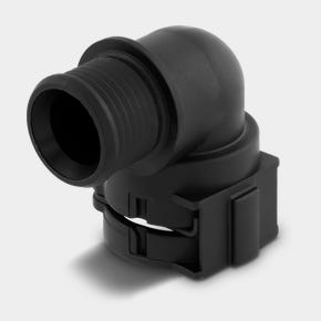 NORMAQUICK® PS3 90° Steckverbinder